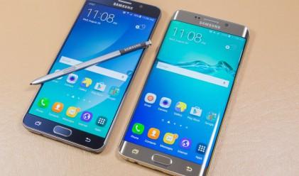 Samsung ограничава батериите на Note 7 до 60% зареждане