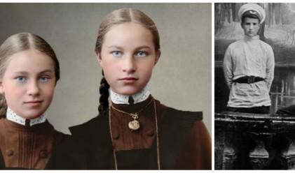 Как са изглеждали младите хора в различните държави преди 100 г.