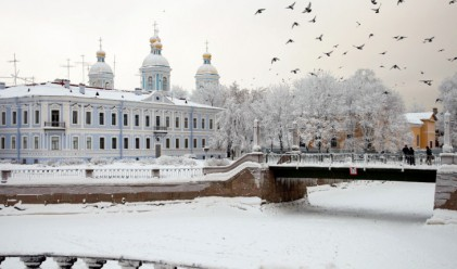 7 причини да посетите Санкт Петербург през зимата