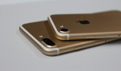 Първоначалните количества от iPhone 7 Plus са напълно изчерпани
