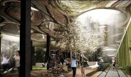 Lowline — подземният парк, който се осветява с огледала