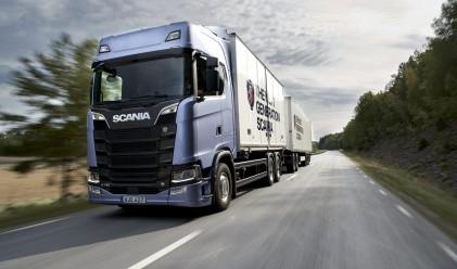 Scania въвежда ново поколение камиони