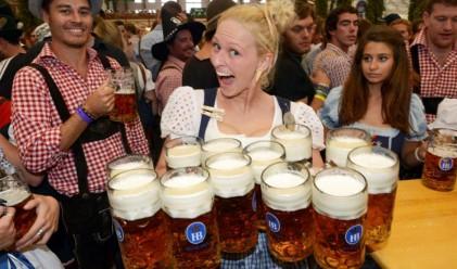 Голямото пиене на бира стартира