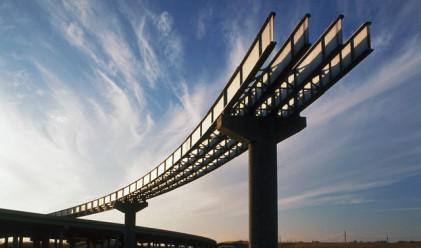 Най-дългата магистрала в пустиня в света вече е в експлоатация