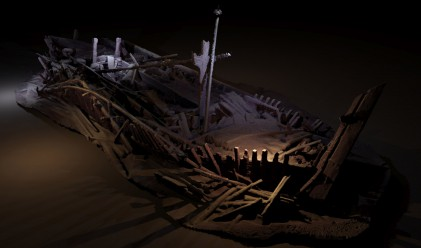 Уникални археологически открития в Черно море (снимки)