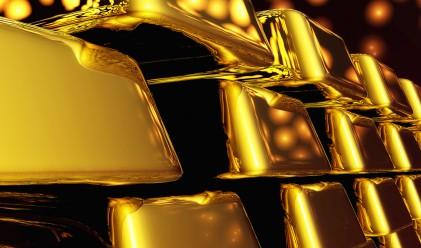 Златото – почти без изменение през третото тримесечие
