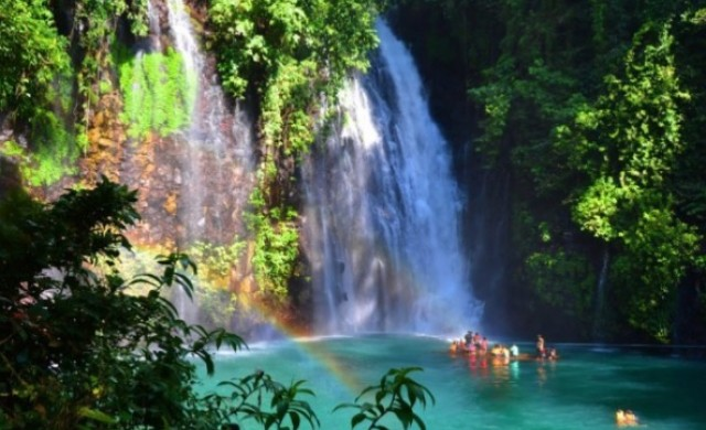 Илиган - градът на величествените водопади