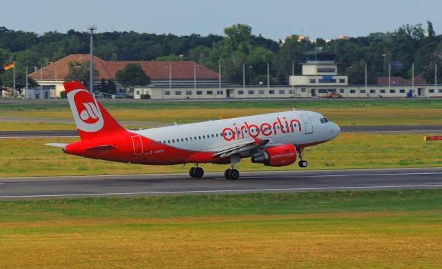 Air Berlin отмени 100 полета, пилоти масово си взеха болничен
