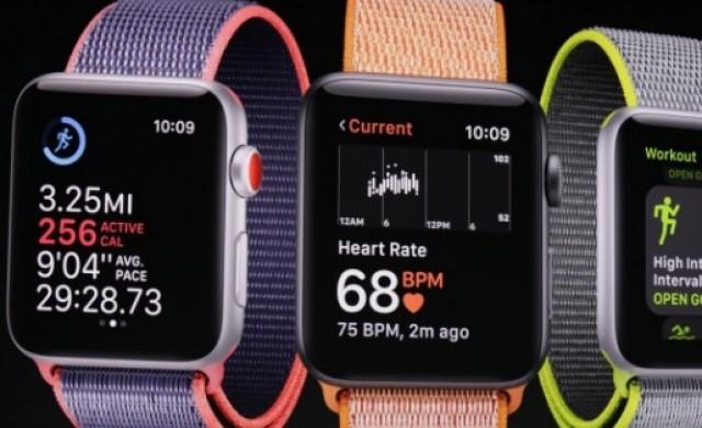 Apple представи новия си часовник с клетъчна свързаност