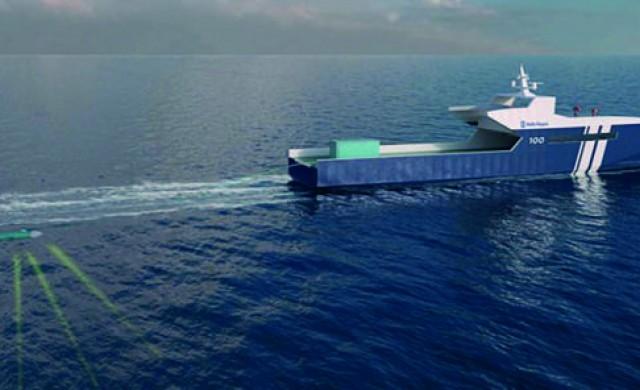 Rolls-Royce планира автономен военноморски кораб