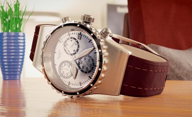 Акциите на Swatch поевтиняха след представянето на Apple Watch