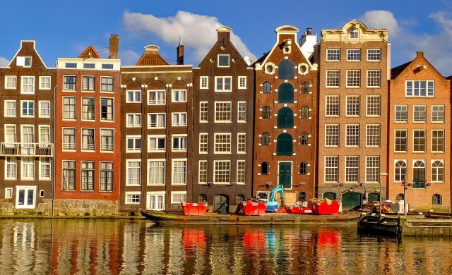 Бедните туристи вече не са добре дошли в Амстердам