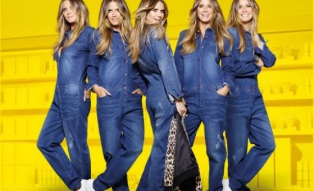 Модната колекция на Хайди Клум за LIDL дебютира в България