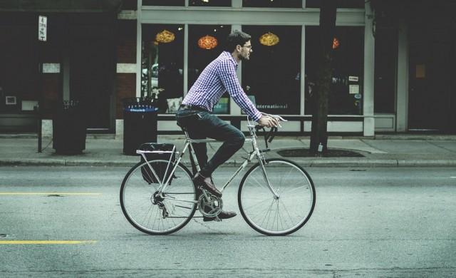 8 причини да ходите с колело на работа