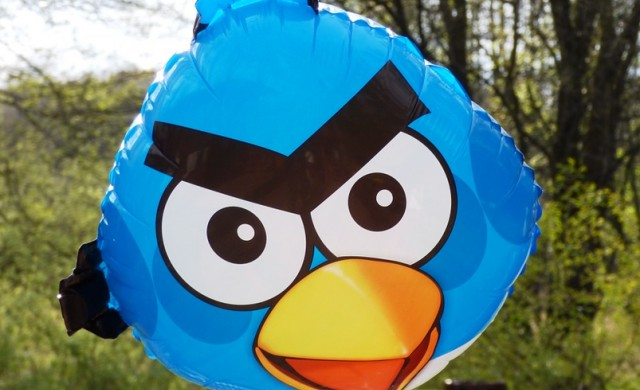 Angry Birds се целят в пазарна оценка от 1 млрд. долара