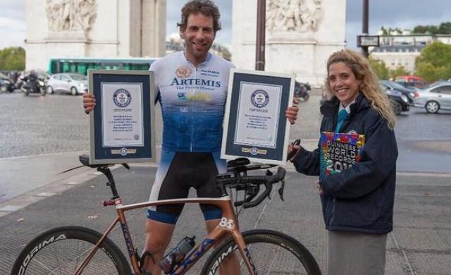 Да обиколиш света с колело за 78 дни