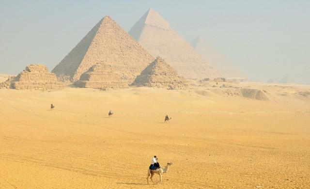 Папирус разкри тайната на построяването на египетските пирамиди