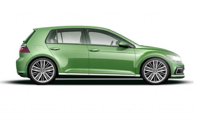 Първите официални данни за Volkswagen Golf 8