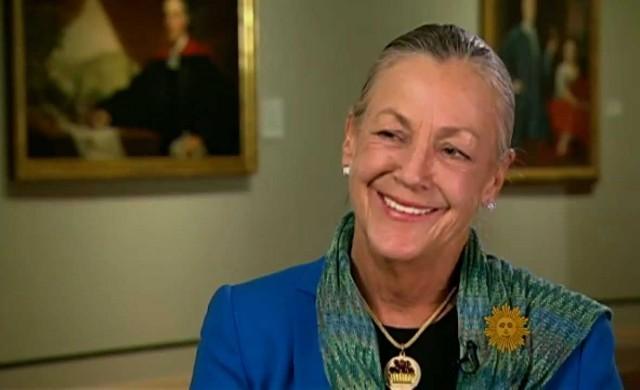 Как най-богатата жена в САЩ харчи парите си
