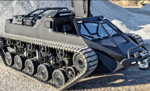 Забравете за самолетите, милиардерите харчат милиони за танкове