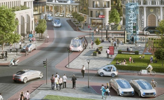 Бъдещето през погледа на Bosch