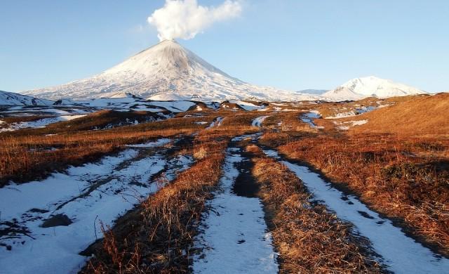 Страните с най-много вулкани в света