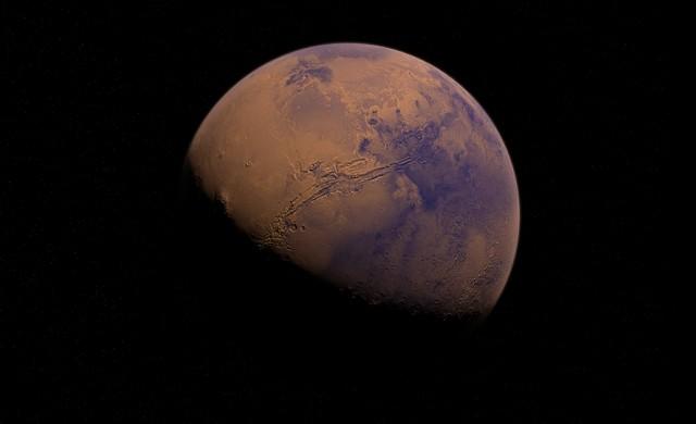 Не е печатна грешка: колонизирането на Марс започва след 5 години
