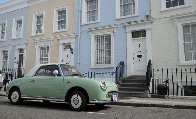 Цените на имотите в Лондон намаляват за първи път от 2009 г.