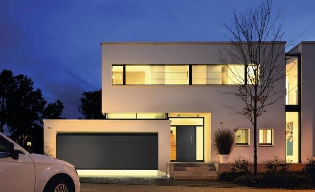 Как да изберете най-сигурната за вас гаражна врата?