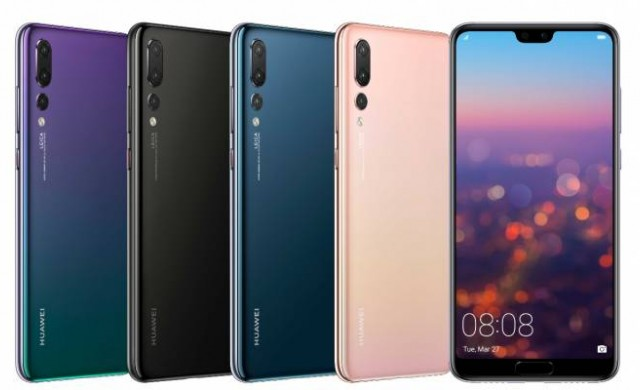 Рекордни продажби за Huawei