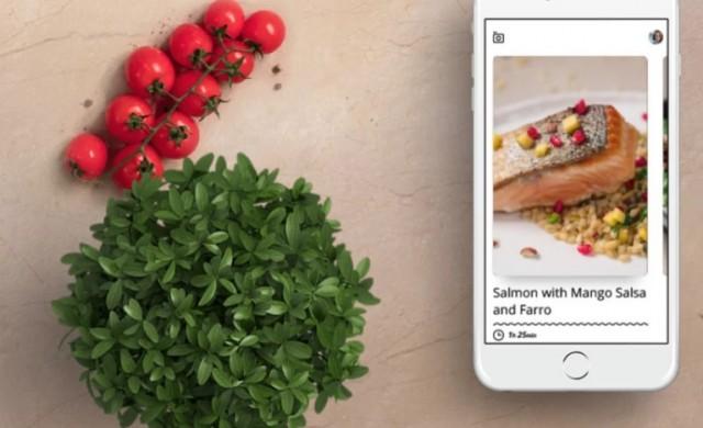 Приложение идентифицира хранителни продукти чрез снимка