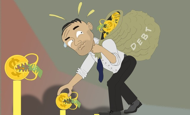 10 години след фалита на Lehman Brothers - дълг, дълг и още дълг