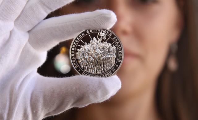 БНБ пуска възпоменателна монета Цар Иван Асен II