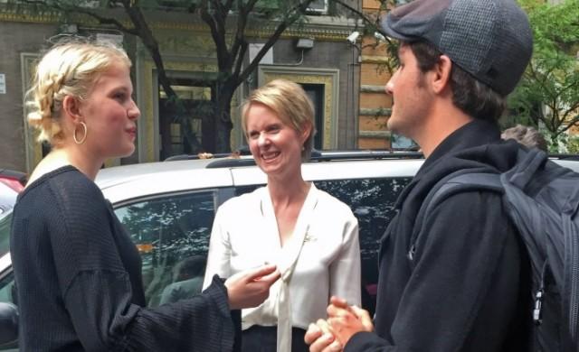 Актриса не успя да се пребори за губернатор на Ню Йорк
