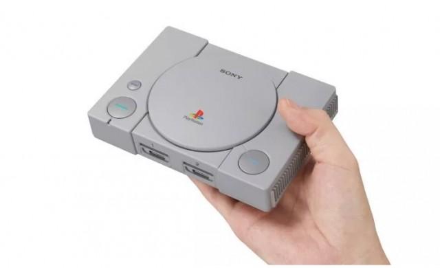 Sony възражда класическата PlayStation 1