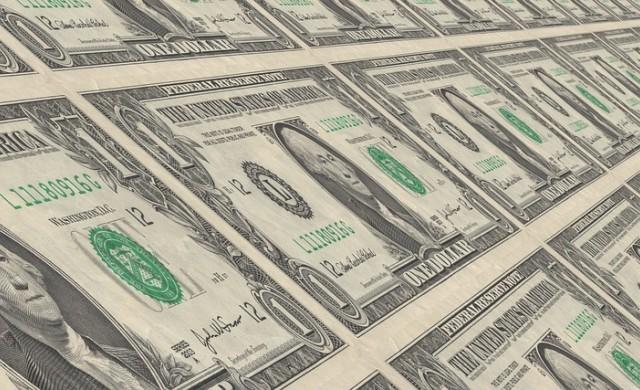 Доларът поевтиня до седемседмично дъно