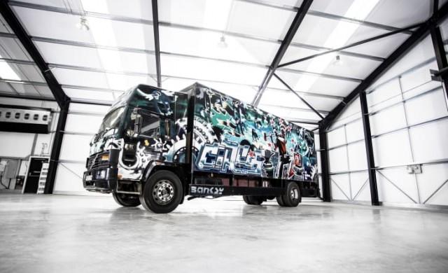 Защо цената на този камион може да достигне 1.8 млн. долара