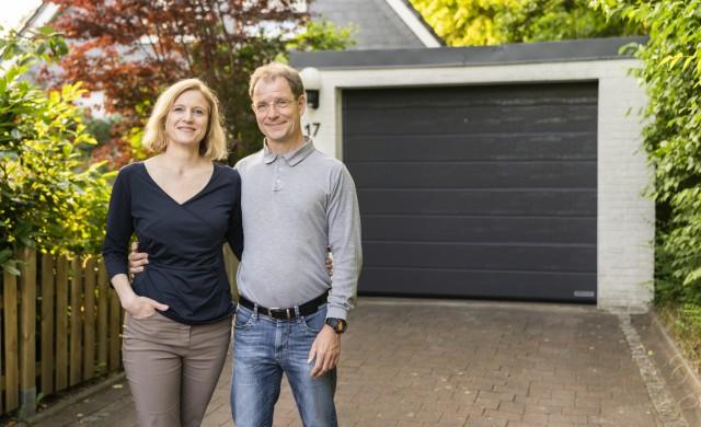 Нова гаражна врата Hörmann само в няколко стъпки