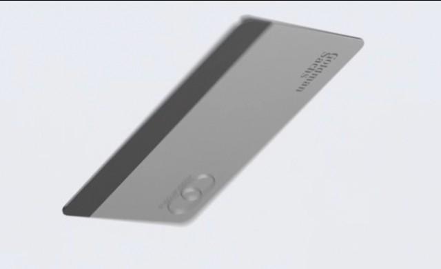 Колко титан има в новата кредитна карта на Apple?
