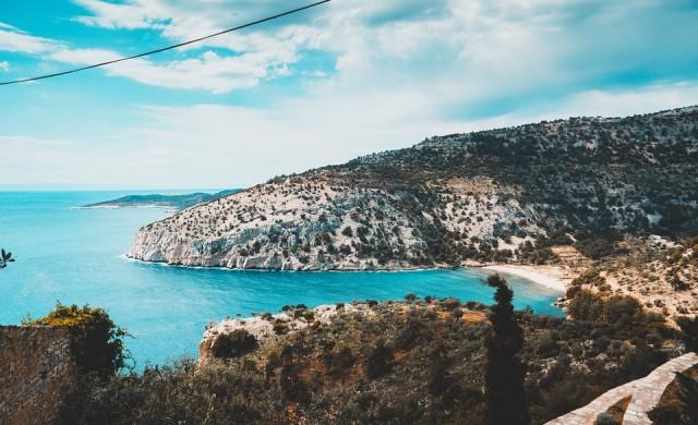 Най-добрите плажове на Тасос