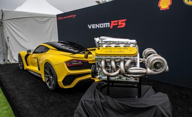 По-бърз от Bugatti Chiron