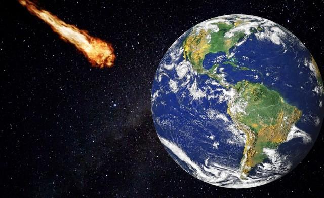 Астероид колкото Бурж Халифа ще приближи Земята през уикенда