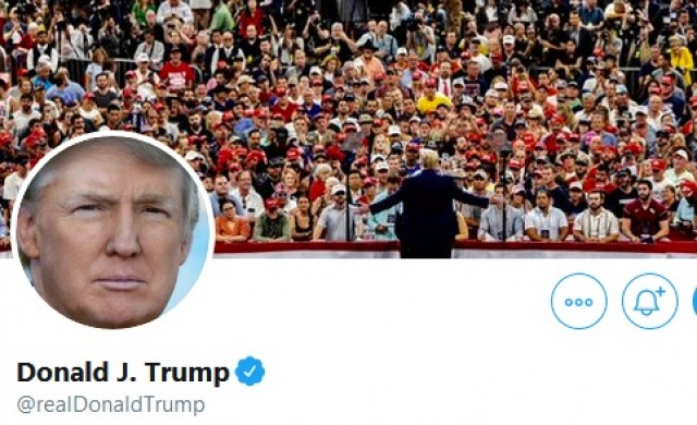 Саудитски министър: Тръмп може да туитва каквото си поиска