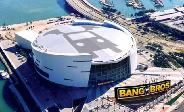 Порнокомпания иска правата върху името на баскетболна зала