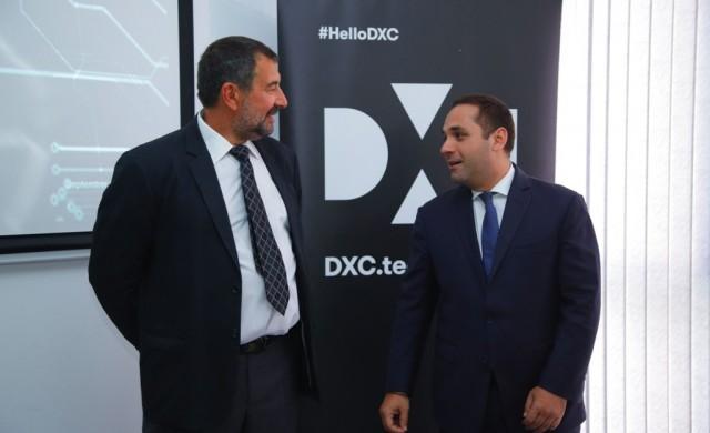 DXC Technolоgy посрещна 3500-ия си служител у нас