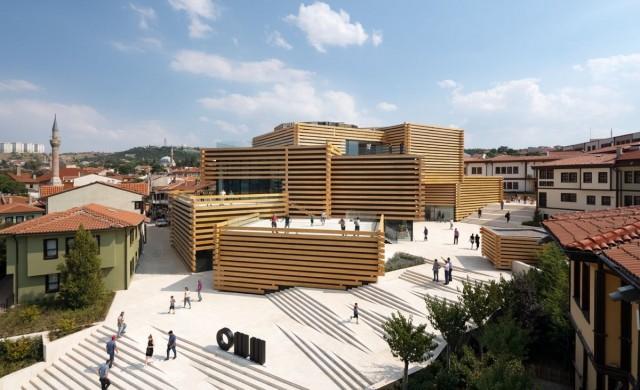 Впечатляващ музей отвори врати в малък турски град