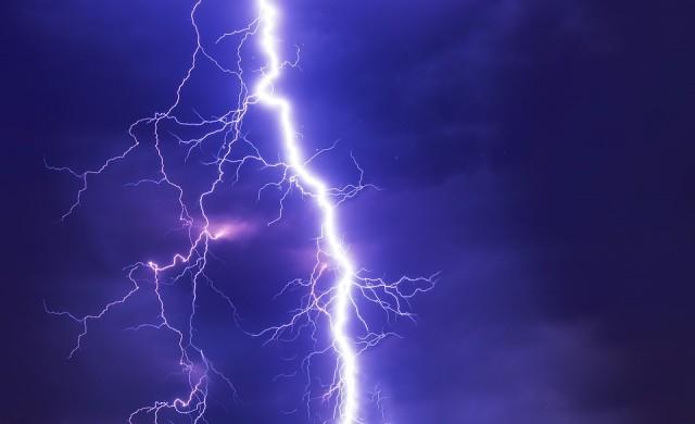 Порои и гръмотевични бури в Северна Гърция