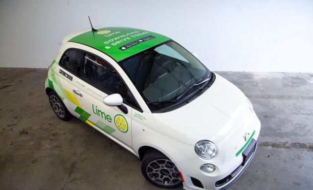 Lime се отказва от бизнеса със споделени автомобили