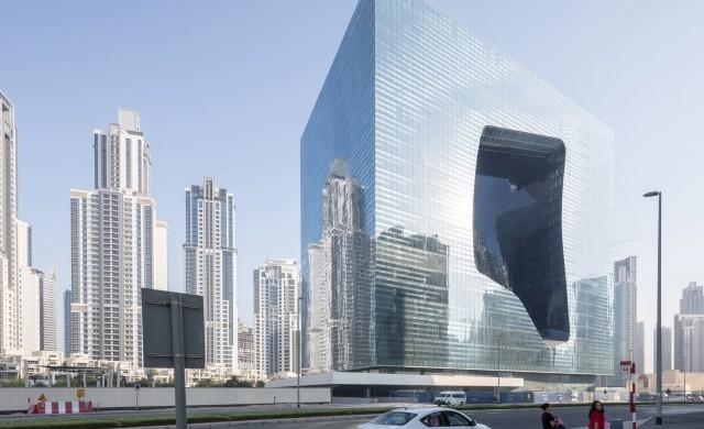 В Дубай отваря врати зашеметяващ хотел