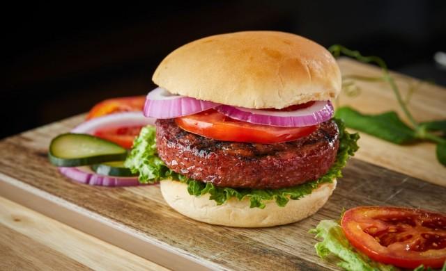 Awesome Burger – веганският отговор на Nestle